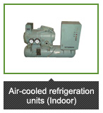 Air-cooled refrigeration units (Indoor)
