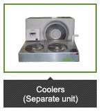 Coolers (Separate unit)