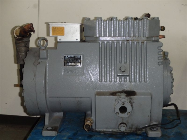 Mitsubishi Electric Semi Hermetic Compressor Fb 3mst